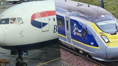 Photo of Londen: met de trein of toch het vliegtuig?