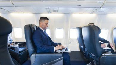 Photo of Ryanair's business jet deze winter weer te huur | Video