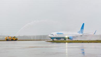 Photo of Pobeda vliegt minder vaak tussen Eindhoven en Moskou