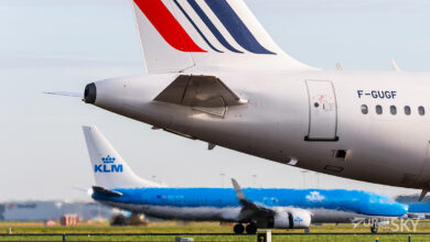 Photo of Air France-KLM tekent voor 7 miljard