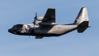 Photo of Belgische luchtmacht zet Herculessen in etalage