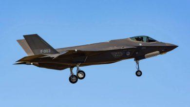 Photo of Derde Nederlandse F-35 maakt eerste vlucht