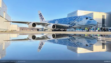 Photo of ANA vliegt als laatste klant met A380