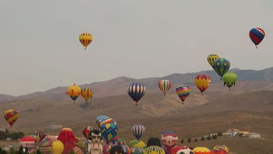 Photo of Time-lapse Friday: Great Reno Balloon Race