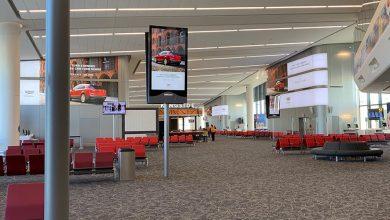 Photo of Eerste vlucht vertrokken vernieuwde terminal LaGuardia