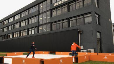 Photo of Schaatsbaan strijkt neer op Schiphol-Oost