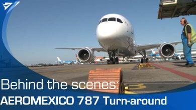 Photo of Achter de schermen bij Aeromexico's 787 turnaround | Video
