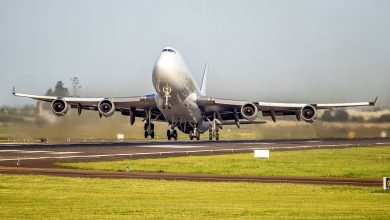 Photo of Boeing 747 wordt 'onthoofd' in Halifax | Video