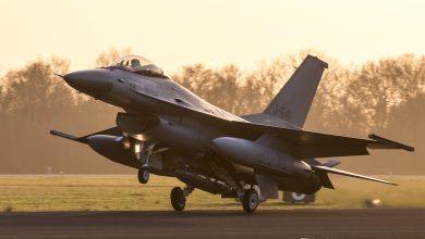 Photo of Nederlandse F-16 maakt voorzorgslanding | Audio