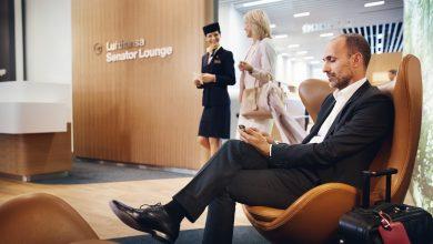 Photo of Lufthansa lounge toegang met deze creditcard