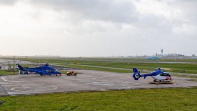 Photo of Een kijkje bij de Afdeling Luchtvaart van de Nationale Politie| Foto's