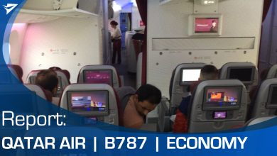 Photo of Flight Report: Qatar Airways 787 Economy