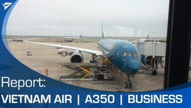 Photo of Flight Review: Vietnam Airlines A350 Business Class