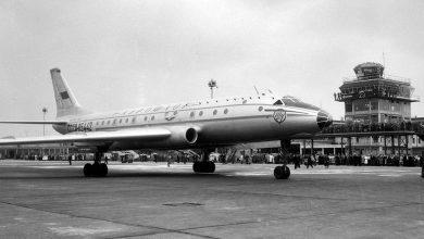 Photo of Het eerste straalvliegtuig op Schiphol | video