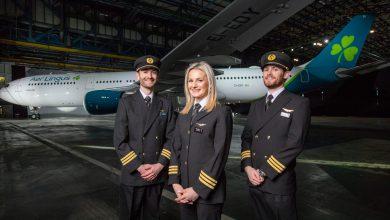 Photo of Aer Lingus behoudt klavertje in nieuwe huisstijl