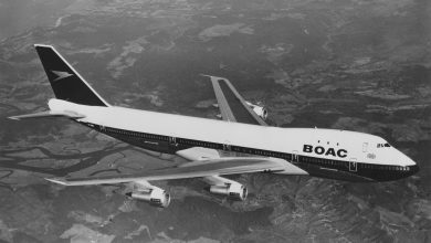 Photo of British Airways 747 in retro-livery naar Heathrow | Video