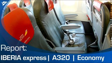 Photo of Flight Report: Iberia Express A320 economy