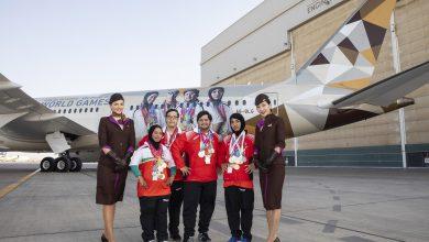 Photo of Etihad plaatst Special Olympics-livery op Dreamliner   Foto's
