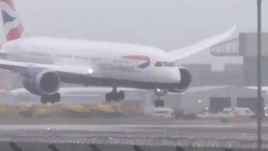 Photo of Video 'spectaculaire' doorstart 787