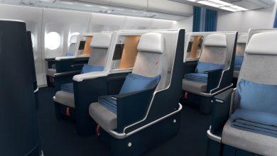 Photo of Dit wordt het nieuwe interieur van de Air France-A330's   Foto's