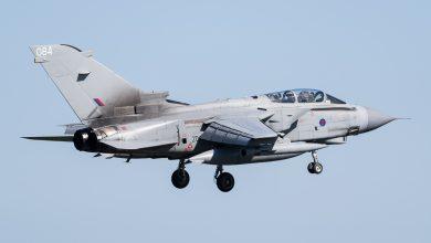 Photo of Einde nadert voor Britse Tornado | Foto-longread