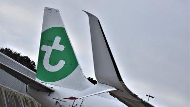 Photo of Fokker installeert nieuwe winglet op Transavia-737