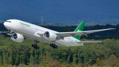 Photo of Turkmenistan Airlines kijkt naar extra Boeing 777