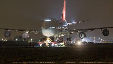 Photo of Corendon 747 'op pad' naar laatste rustplaats   Foto's