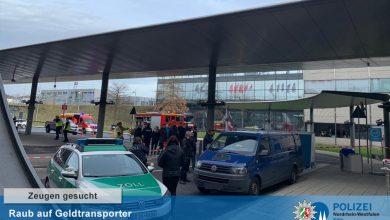 Photo of Geldtransport overvallen op Duitse luchthaven