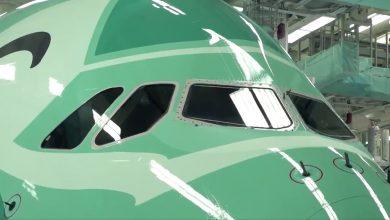 Photo of ANA neemt nieuwe Airbus A380 in ontvangst