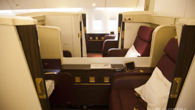 Photo of Flight report: First Class bij Jet Airways