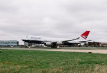 Photo of Nog een British Airways 747 gered van de sloop