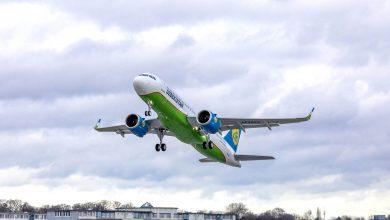 Photo of Airbus levert eerste A320neo aan Uzbekistan Airways