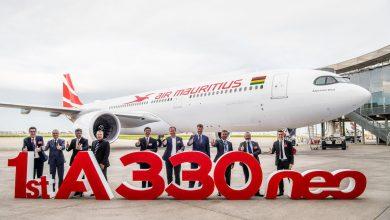 Photo of Air Mauritius eerste met A350 èn A330neo