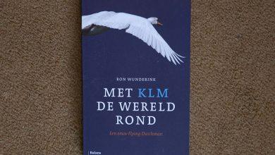 Photo of Twaalf KLM-directeuren in één boek