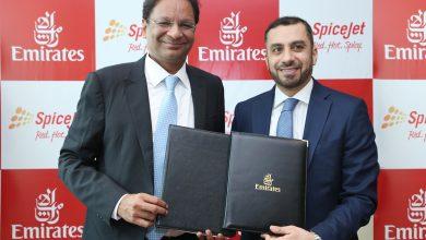 Photo of Spicejet start eerste codeshare met Emirates