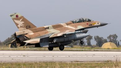 Photo of Israëlische F-16's oefenen voor het eerst in Duitsland