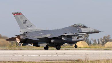 Photo of Amerikaanse F-16 in Duitsland neergestort