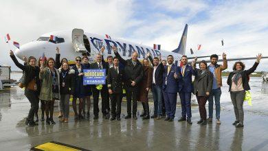 Photo of Ryanair opent nieuwe basis in Bordeaux