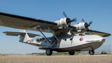 Photo of Laatste vluchten Nederlandse Catalina
