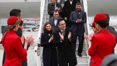 Photo of Turkish voert eerste lijnvlucht uit vanaf nieuwe basis