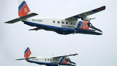 Photo of Nederlands kustwachtvliegtuig ingezet in Griekenland