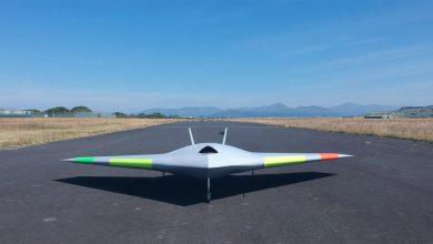 Photo of 'Vliegtuig' zonder ailerons maakt testvlucht