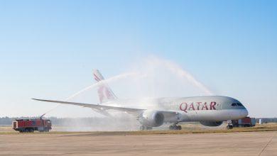 Photo of Qatar Airways landt voor de eerste keer in Rabat