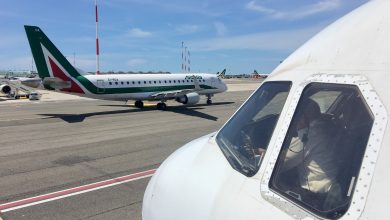 Photo of Italiaanse regering steekt 400 miljoen euro in Alitalia