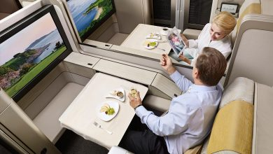 Photo of Asiana stopt met first class