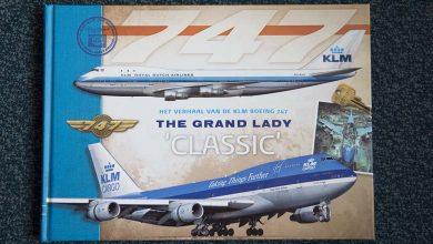 Photo of KLM's Grand Lady Classic te boek gesteld