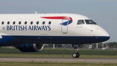 Photo of IT-storing treft British Airways