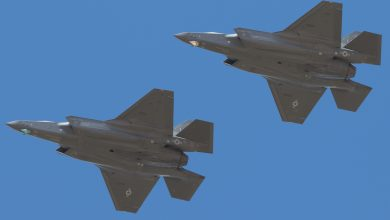 Photo of USAF neemt Turkse F-35's over