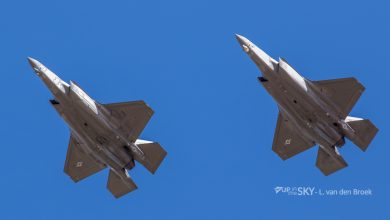 Photo of Vuurdoop voor USAF F-35's